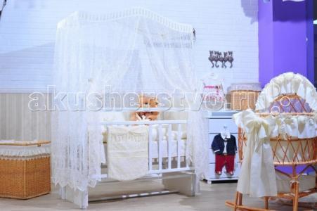 Комплект в кроватку  34 (7 предметов) GulSara