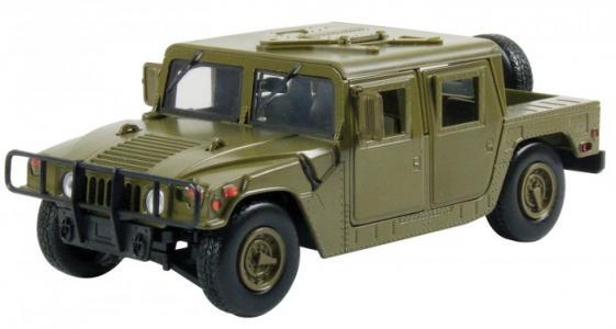 Модель автомобиля Humvee Cargo (Масштаб 1:24) MotorMax