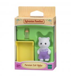 Игровой набор  Малыш персидский котенок Sylvanian Families