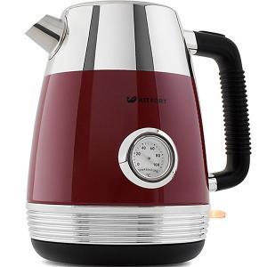 Электрический чайник Kitfort КТ-633 1,7 л GEOX. Цвет: красный