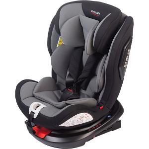 Автокресло Comsafe UniGuard до 36 кг, серое Baby Hit. Цвет: серый