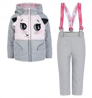 Комплект куртка/брюки , цвет: серый Boom