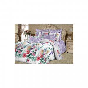 Комплект постельного белья Lux Весеннее пробуждение, 1,5 спальное, перкаль, Романтика Славы Зайцева