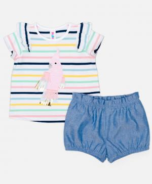 Блузка и шорты Maloo