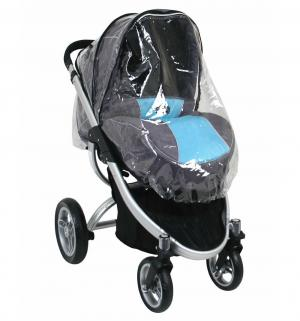 Дождевик  для колясок Rebel Q/Zee Spark/Snap 4 Ultra Valco Baby