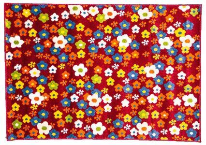 Ковер Night Flash  в цветочек, размер 117х170 Sai Carpets