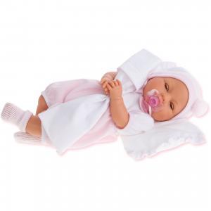 Кукла Габи в розовом, 37 см, Munecas Antonio Juan