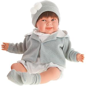 Кукла Antonio Juan Макарена, 52 см Munecas. Цвет: серый