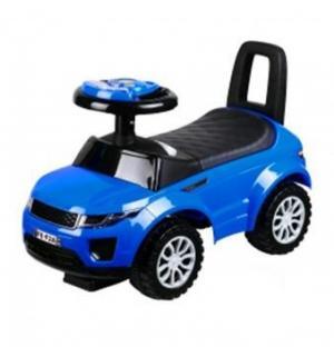 Машина-каталка  613W, цвет: синий Bugati