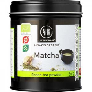 Зеленый чай Матча органический 50 г Urtekram