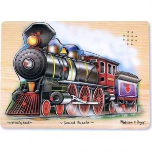 Рамка-вкладыш  Поезд Melissa&Doug