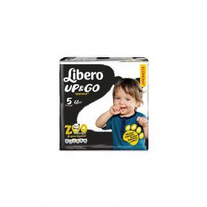 Трусики  Up&Go 10-14 кг, 68 шт Libero