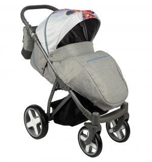 Прогулочная коляска  iX, цвет: серый Bexa Poland