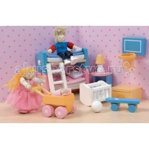Кукольная мебель Сахарная слива Детская LeToyVan