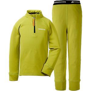 Комплект Didriksons Jadis: свитшот и брюки DIDRIKSONS1913. Цвет: хаки