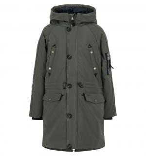 Куртка , цвет: зеленый Baon