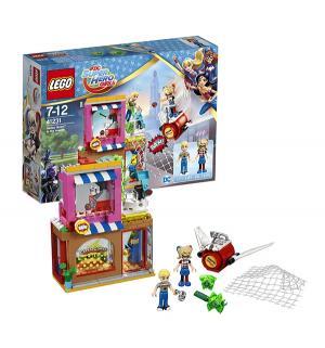 Конструктор  Super Heroes Girls 41231 Харли Квинн спешит на помощь LEGO