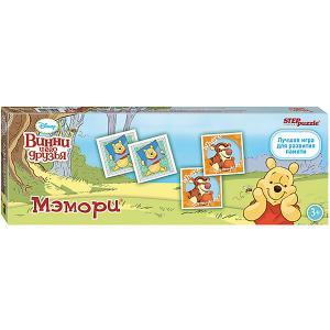 Мэмори Step Puzzle Disney, Медвежонок Винни Степ Пазл