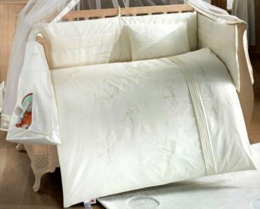 Комплект в кроватку  Dreams (4 предмета) Kidboo