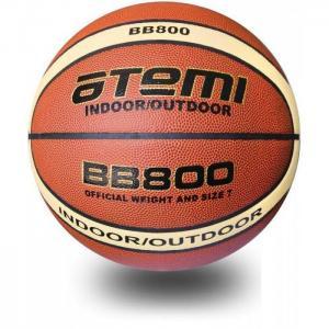 Мяч баскетбольный BB800 размер 7 Atemi