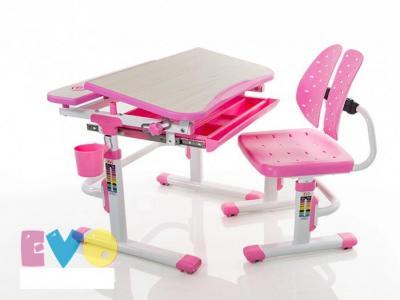 Комплект мебели столик и стульчик EVO-05 Mealux