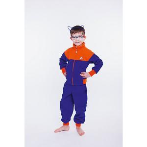 Толстовка  Чемпион ЛисФлис. Цвет: оранжевый