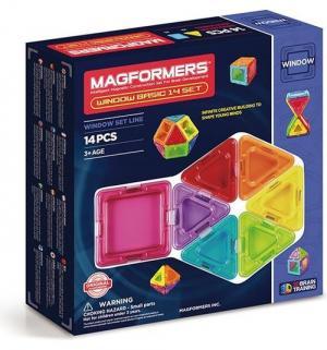 Магнитный конструктор  Window Basic 14 Magformers