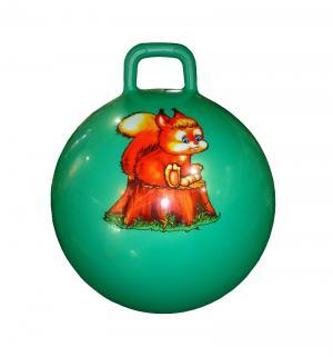 Мяч-попрыгун  Белочка GSJ-4, цвет: бирюзовый Larsen