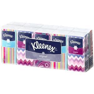 Носовые платочки  Original, упаковка 10 штук Kleenex