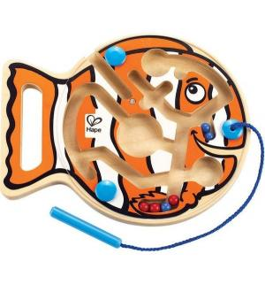 Деревянная игрушка  Рыбка Hape