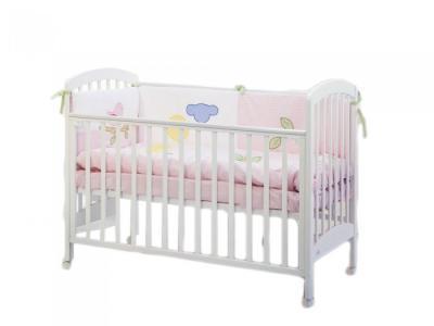 Детская кроватка  Dalmatina 120х60 Fiorellino
