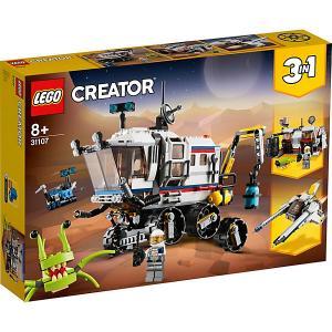 Конструктор  Creator 31107: Исследовательский планетоход LEGO
