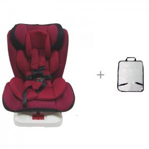 Автокресло  YB104A и Защитная накидка на спинку переднего сидения автомобиля ProtectionBaby Kenga