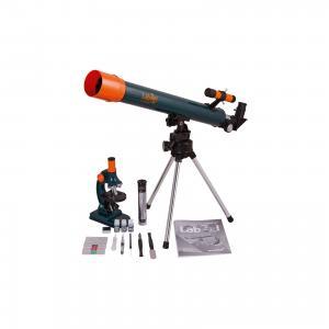 Набор  LabZZ MT2: микроскоп и телескоп Levenhuk