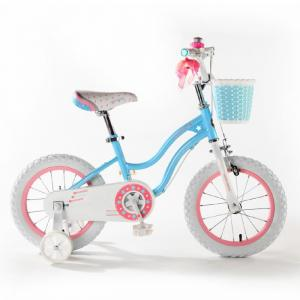 Велосипед двухколесный  Stargirl Steel 12 Royal Baby