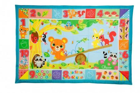 Игровой коврик  Лесные друзья XXL 7945000000 Chicco