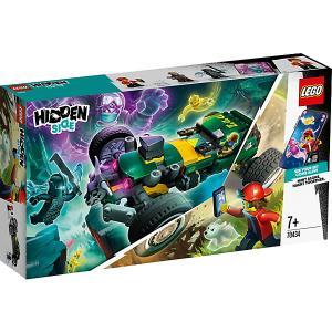 Конструктор  Hidden Side 80834: Сверхестественная гоночная машина LEGO