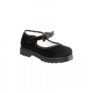 Туфли для девочки Betsy Princess. Цвет: черный