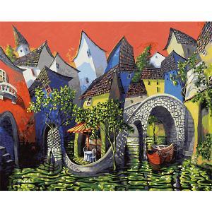 Картина по номерам  Праздничные Воспоминания, 40х50 см Schipper. Цвет: разноцветный