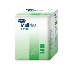 Детские впитывающие пеленки  Normal, 60х90 см., 30 шт MoliNea