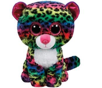 Мягкая игрушка  Леопард Дотти 25 см TY