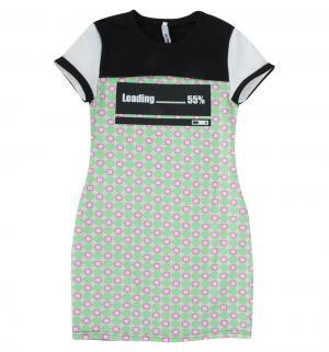 Платье , цвет: серый/черный Nota Bene