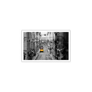 Пазл с часами  Утро в Лиссабоне, 1000 элементов Pintoo