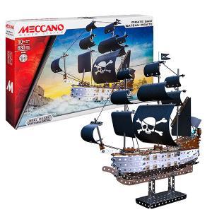 91781_9 Меккано Пиратский корабль Meccano