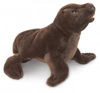 Мягкая игрушка  Детеныш морского льва 48 см Folkmanis