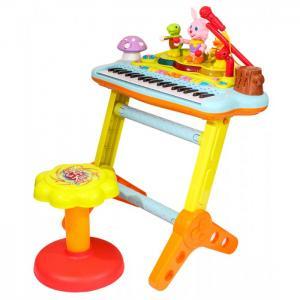 Музыкальный инструмент  Синтезатор Huile Toys