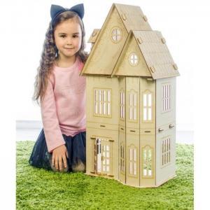 Кукольный домик Лайт конструктор Теремок