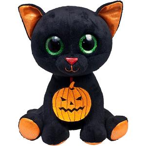 Мягкая игрушка  Котенок Хэлли Fancy. Цвет: оранжевый/черный