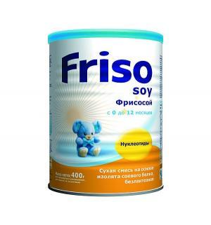 Заменитель молока  Промо Фрисосой 0-12 месяцев, 400 г, 1 шт Friso