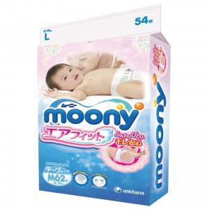 Подгузники  Econom, L 9-14 кг, 54 шт. Moony